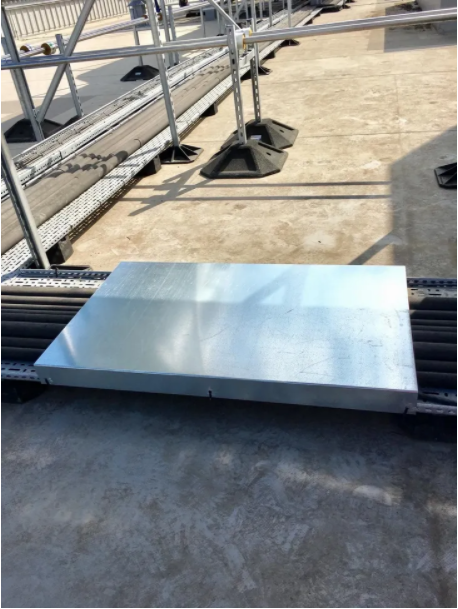 Pipe Covers For Cable Tray