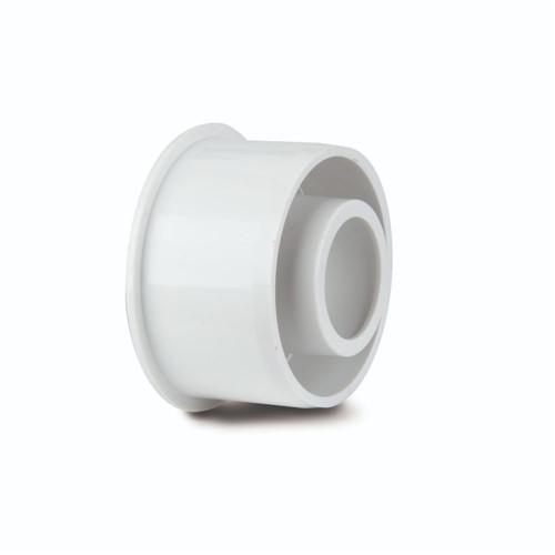REDUCER PLASTIC 3/4 – 22MM (WHITE)