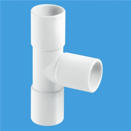 EQUAL TEE 3/4 – 22mm WHITE