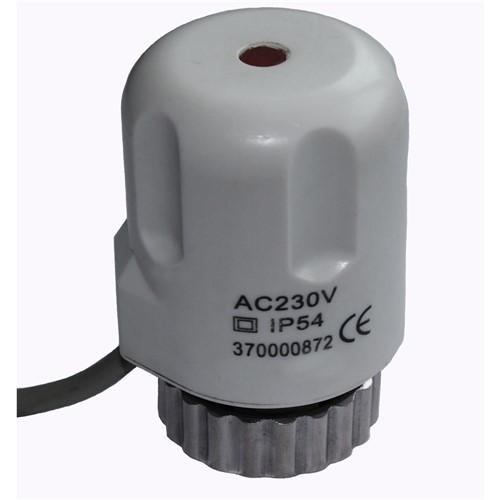 ACTUATOR HEAD UFH (230V) – KEYPLUMB