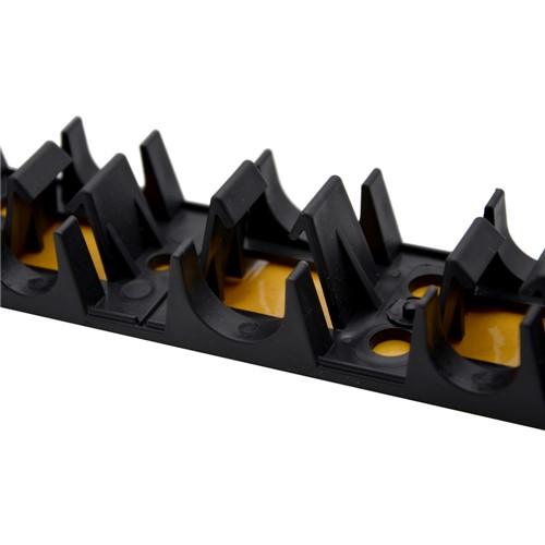 ADHESIVE CLIP RAIL 1000mm – KEYPLUMB