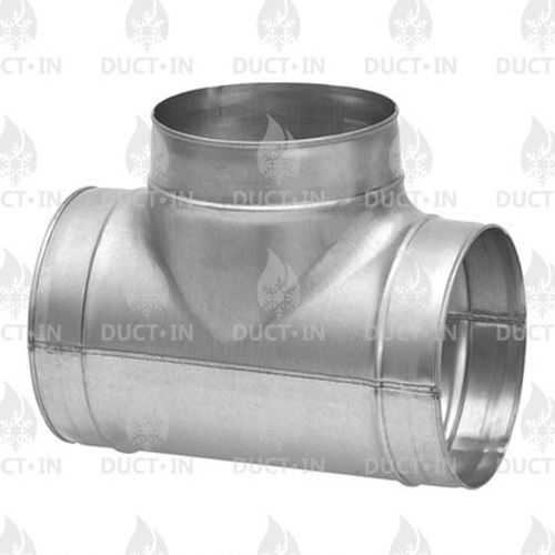 90 Degree Tee (Vent) 100-500mm
